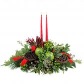 Cinnamon Spice   Christmas Centerpiece