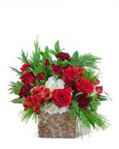 Cinnamon Spice Flower Arrangement