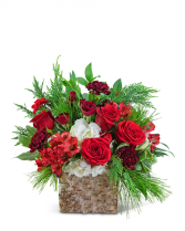 Cinnamon Spice Flower Arrangement