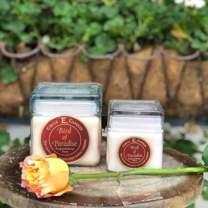 Circle E Candles Variety of scents available