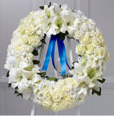 Circle of Remembrance  Funeral Wreath