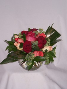 Circle Of Roses -  Roses & Gifts Prince George  Roses, Classic Roses   Roses Prince George