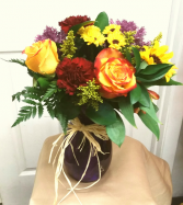 Circus Rose Bliss Everyday Arrangement