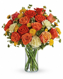 Citrus Kissed Bouquet