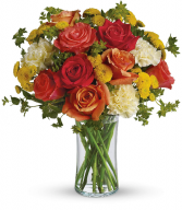 Citrus Kissed Fresh Arrangement