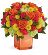 Citrus Smile Bouquet Teleflora
