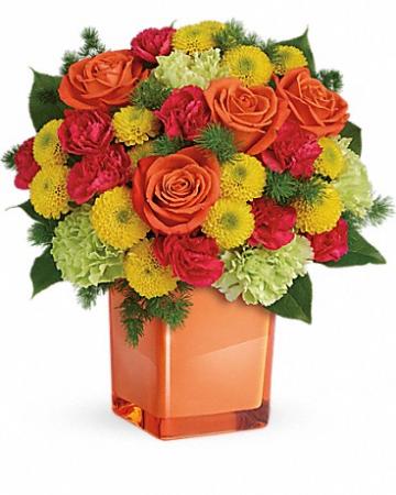 Citrus Smiles Bouquet