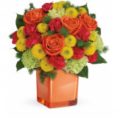 Citrus Smiles Fresh Arrangement
