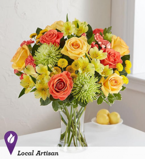 Citrus Sunshine Bouquet Summer / All Occasions in Las Vegas, NV | All In Bloom