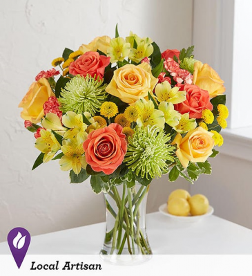 Citrus Sunshine Bouquet Summer / All Occasions
