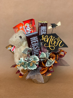 Class of  2020 Candy Bouquet in Moses Lake, WA | FLORAL OCCASIONS