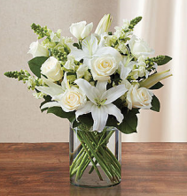 Classic All White Arrangement™ Arrangement