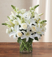 Classic All White Arrangement BEST SELLER!!