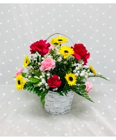 Classic Basket Fresh Arrangement
