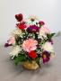 Hot & Spicy Vase of Flowers