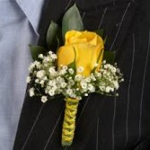 Classic Boutonniere  All colors available