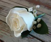 Classic Boutonniere  Boutonnieres