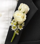 Classic Boutonniere Wedding