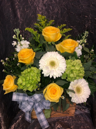Classic Box Mix Fresh Flowers