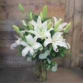 White Lily Fantasy