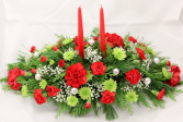 Classic Charm Holiday Centerpiece