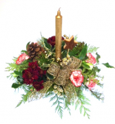 Classic Christmas Centerpiece Arrangement