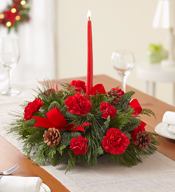 Classic Christmas Centerpiece Christmas Centerpiece