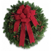 Classic Christmas Wreath