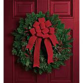 Classic Christmas Wreath