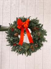 Classic Christmas Wreath SALE - 25% OFF