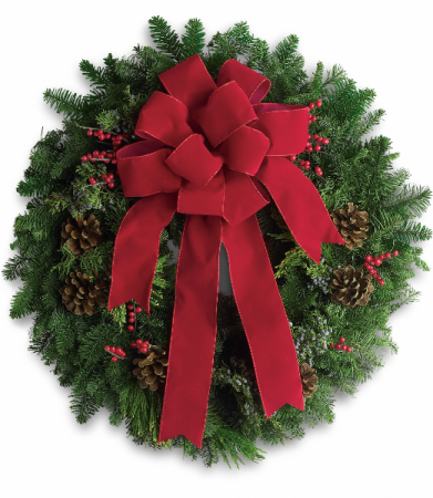Classic Christmas Wreath Christmas