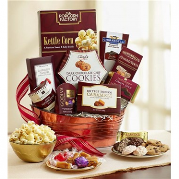 Classic Collection™ Gourmet Gift Basket