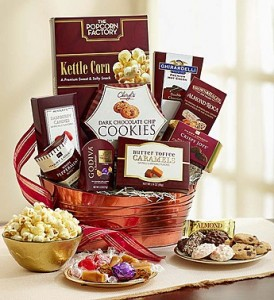 Classic Collection Gourmet Gift Basket Gift Basket in Sugar Land, TX | OCCASIONS BY CINDY