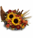 Friendly Fall Bouquet Flower Arrangement