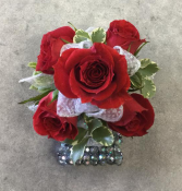 Classic Corsage - Red Corsage