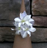 Classic Dendrobium Orchid Wrist Corsage