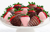 Classic Dipped Strawberries