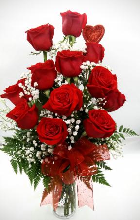 Classic Dozen Floral Arrangement