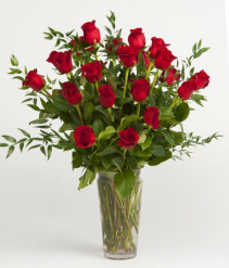 Ruby Classic  24 Roses