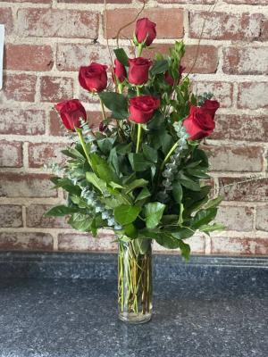 Classic Dozen Roses   in Oklahoma City, OK | FLORAL AND HARDY