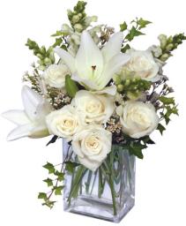 Classic Elegance Vase arrangement