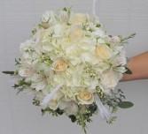 Classic Elegance Wedding Bouquet
