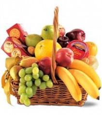 Luxury Fruit  Gift Basket