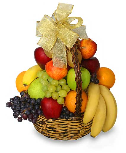 Classic Fruit Basket Gift Basket In Columbus Ne Seasons Floral