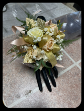 Classic Glamour Corsage