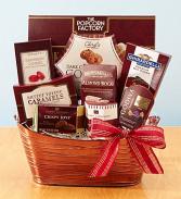 Classic Gourmet Basket Gift Basket