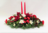 Classic Holiday Traditions  Centerpiece