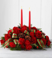 CLASSIC HOLIDAYS CHRISTMAS CENTERPIECE