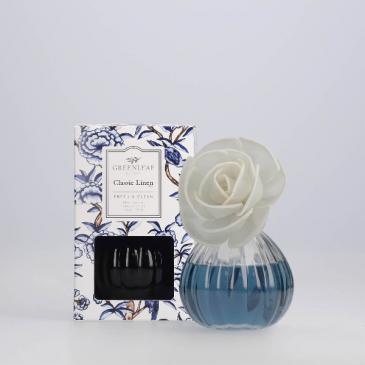 Classic Linen Flower Diffuser