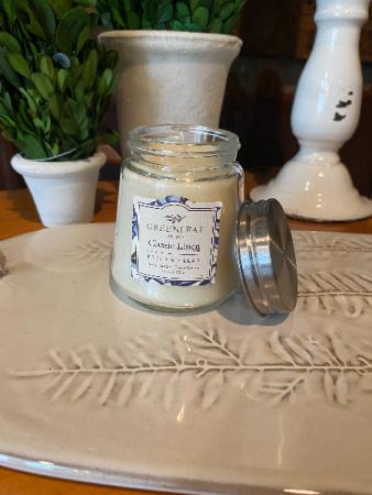 Classic Linen Petite Candle